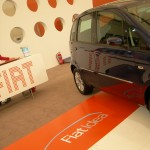 Fiat stand