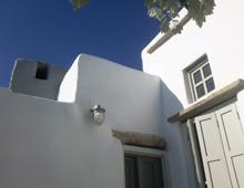 Αποκατάσταση κατοικίας στην Τήνο