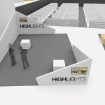 Proposal for the Highlights Review area / Art Athina 2009