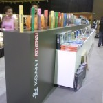 View of the Koan Bookstore Shop / Art Athina 2009