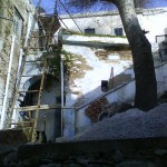 Residence restoration in Tinos / before