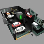 MINI showroom interior 02