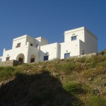 country residences on Tinos / before