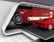 Ferrari stand proposal
